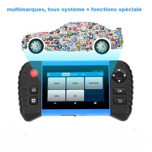 appareil diagnostic multimarques